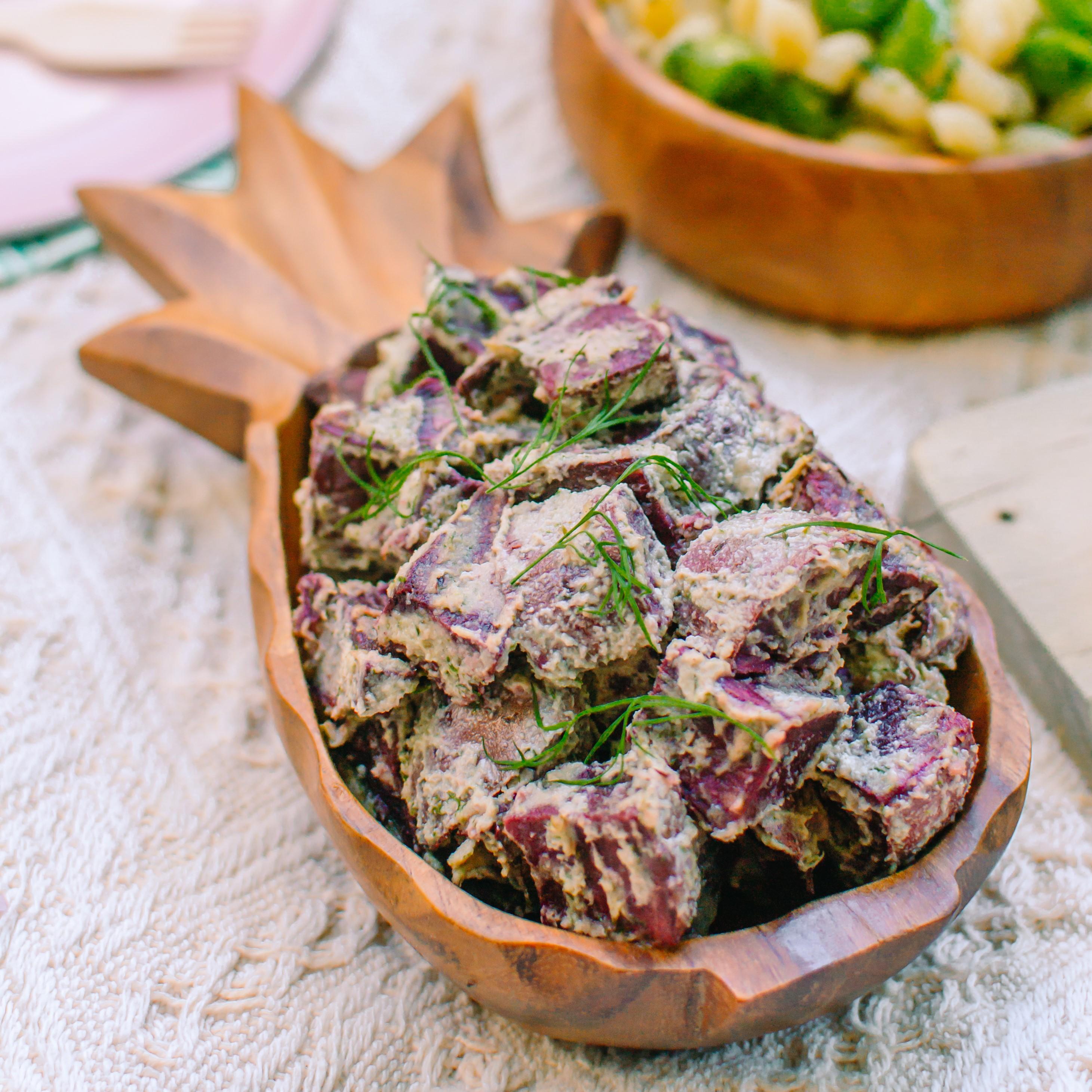 Sweet Potato Salad Recipes Hawaii